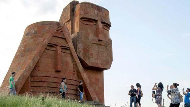 تورتور ویژه ارمنستان - ایروان