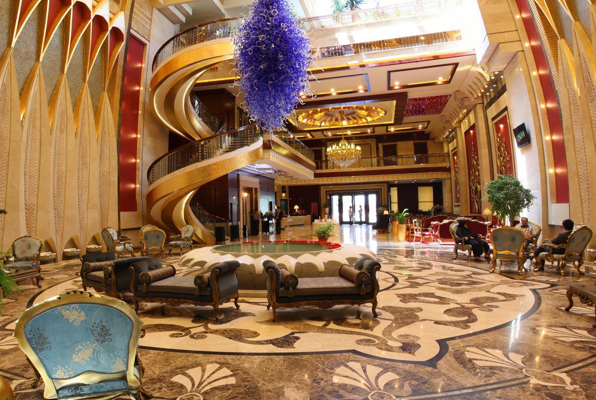 هتل      هتل درویشی
