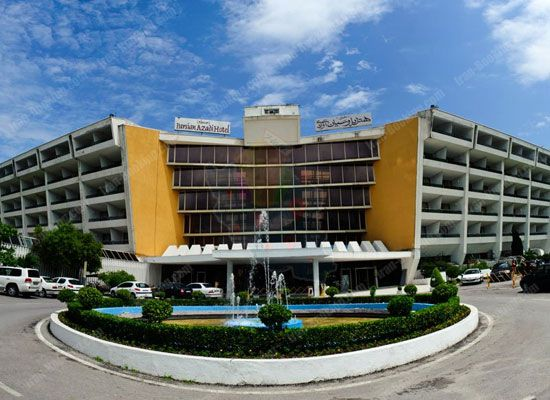 هتل هتل پارسیان آزادی خزر