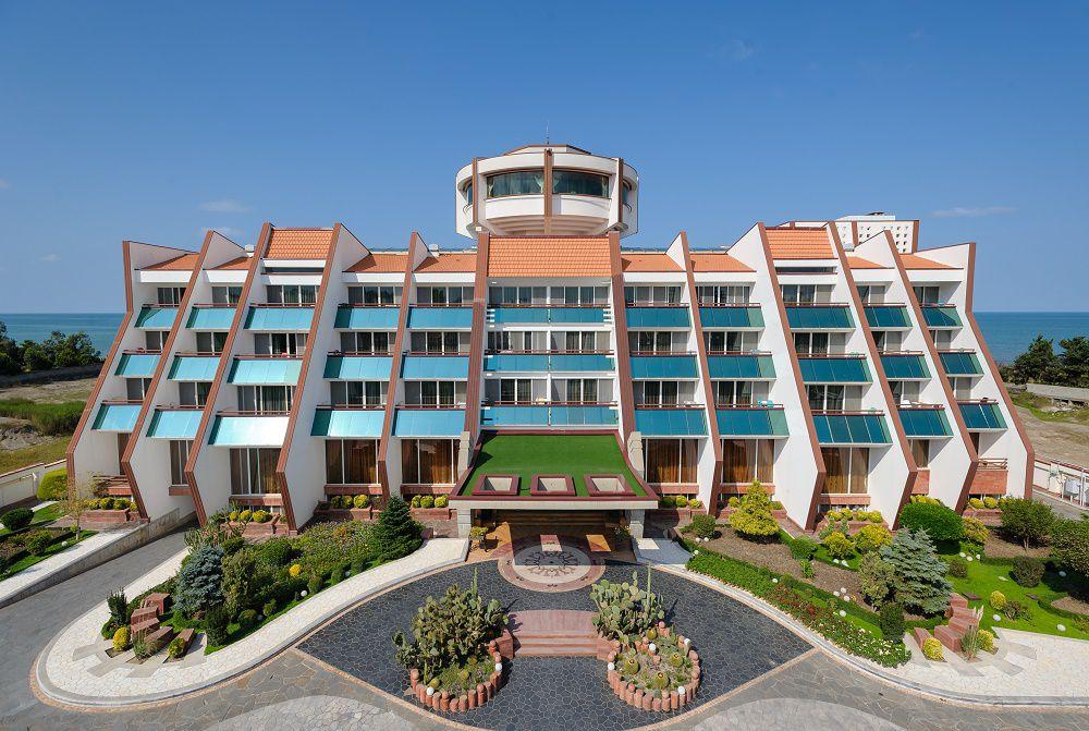 هتل هتل نارنجستان نور