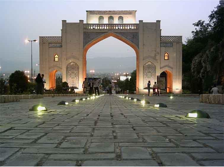 تورتور نوروزی شیراز