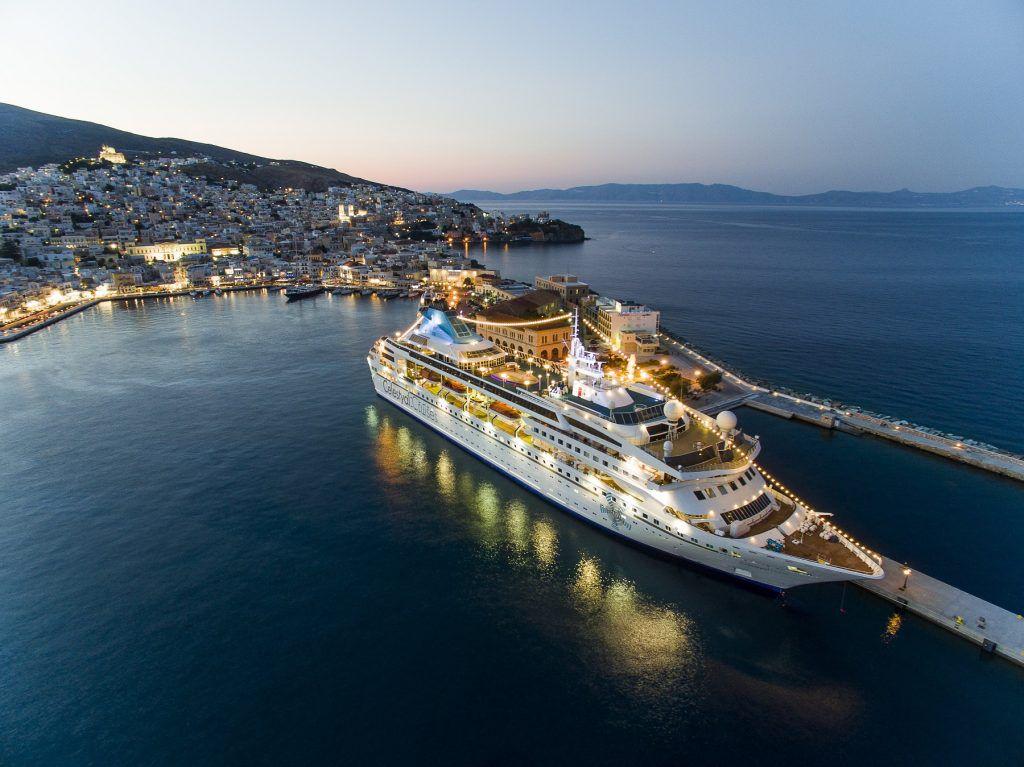 تورتور کشتی کروز یونان - آتن، هراکلیون