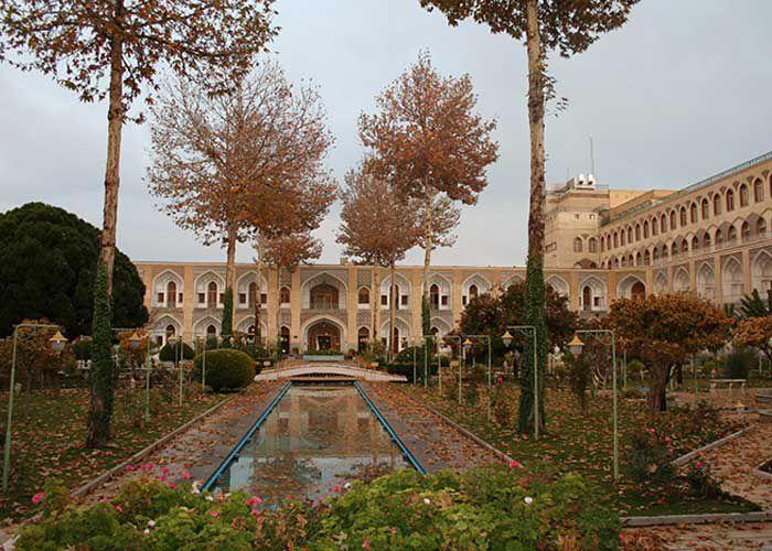 هتل هتل عباسی اصفهان