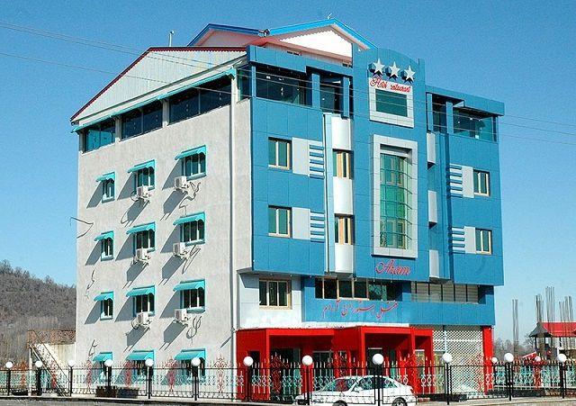 هتل هتل آرام